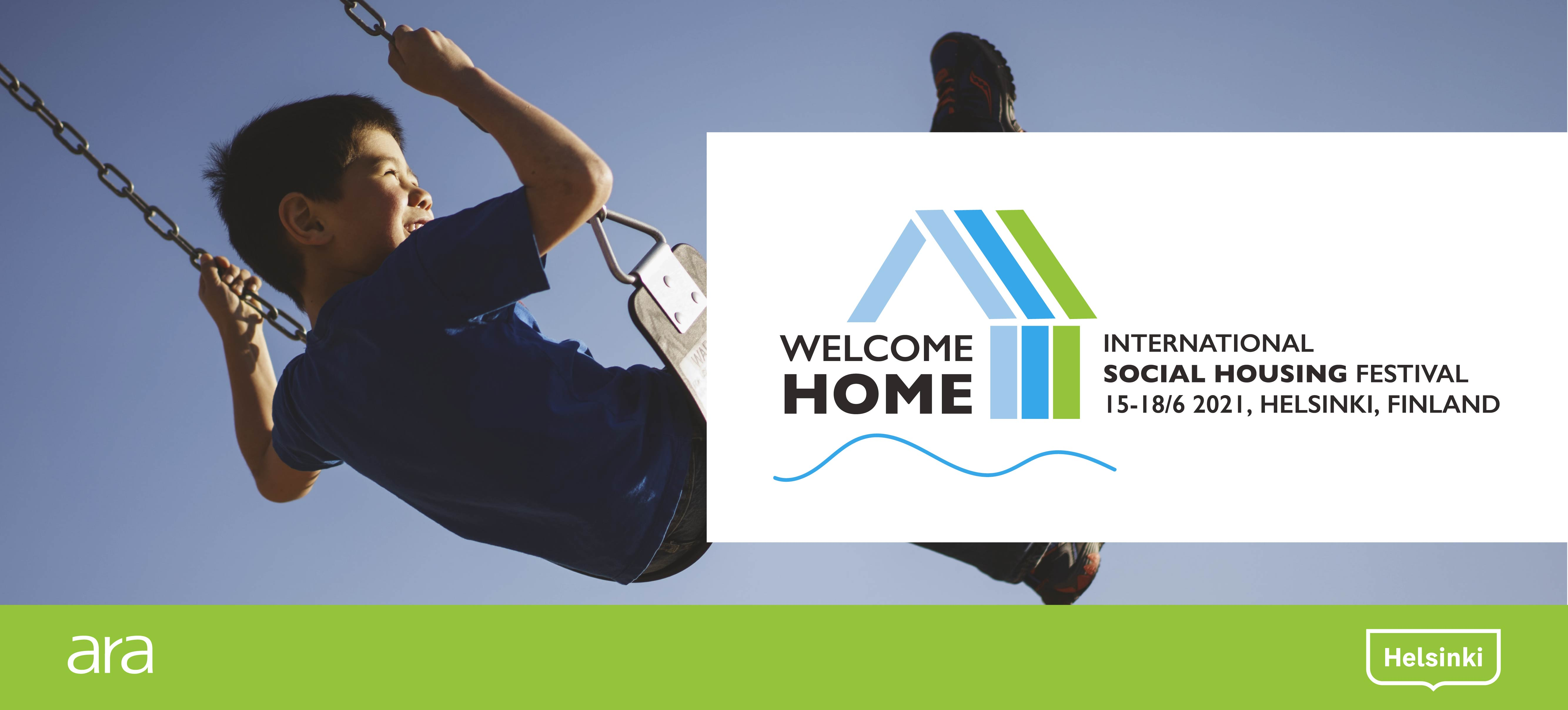 ISHF in Helsinki 2021: Welcome Home!