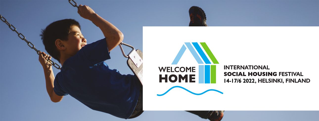 ISHF in Helsinki 2021 - Welcome Home